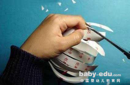 幼儿园教具制作:红灯笼_手工制作_中国婴幼儿教育网